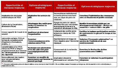 Pôles territoriaux de coopération économique (PTCE) : un remède à la crise ?